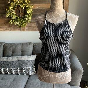 Brandy Melville Donilyn Diamond Knit Tank